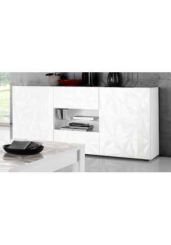LC Sideboard »Prisma«, Breite 181 cm, 2-türig kaufen