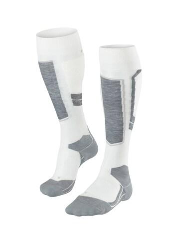 FALKE Skisocken »SK4 Wool Skiing«, (1 Paar), mit leichter Polsterung kaufen