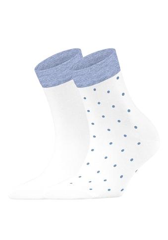 Esprit Socken Small Dots 2 - Pack (2 Paar) kaufen