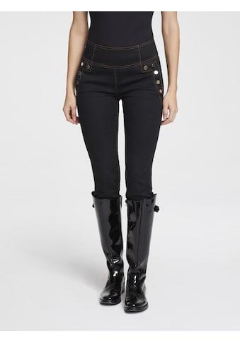 RICK CARDONA by Heine Skinny-fit-Jeans, mit Reissverschluss hinten kaufen