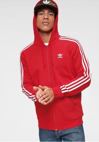 adidas Originals Kapuzensweatjacke »3 - STRIPES FZ« kaufen
