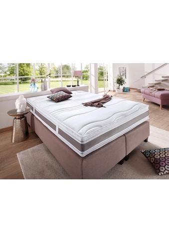 fan Schlafkomfort Exklusiv Taschenfederkernmatratze »Punktoflex De Luxe T«, 544... kaufen