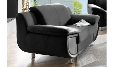 TRENDMANUFAKTUR Sessel, mit extra breiten Armlehnen, frei im Raum stellbar kaufen