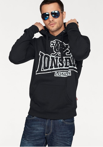 Lonsdale Kapuzensweatshirt »TADLEY« kaufen