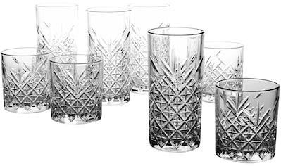 "CreaTable Gläser - Set ""TIMELESS"" (8 - tlg.) kaufen"