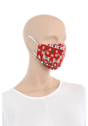 Hannah Mund-Nasen-Maske, für Erwachsene kaufen