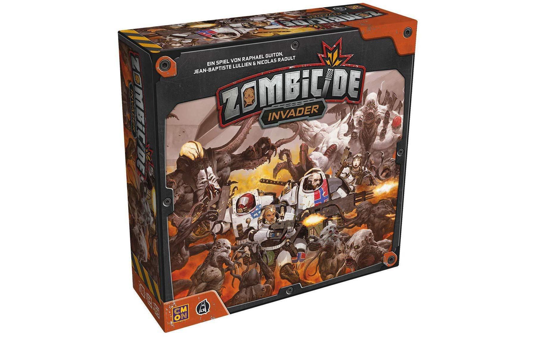 Image of ARION Spiel »Zombicide: Invader«