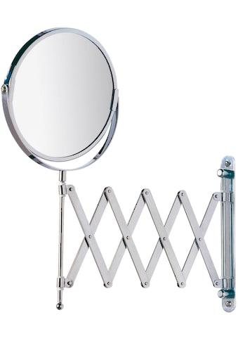 WENKO Wandspiegel »Exclusiv«, 3-fach Vergrösserung kaufen