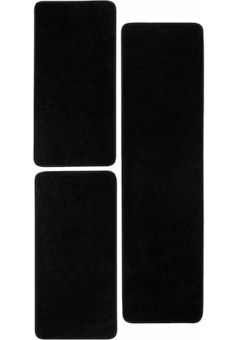 Bettumrandung »Shaggy uni« Andiamo, Höhe 15 mm (3 - tlg.) kaufen