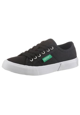 United Colors of Benetton Sneaker »Tyke«, mit Label kaufen