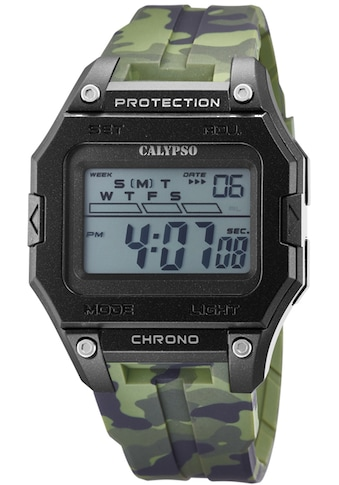 CALYPSO WATCHES Chronograph »X-Trem, K5810/4« kaufen