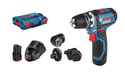 Bosch Professional Akku-Schrauber »GSR 12V-15 FC Kit 2x 2.0 Ah« kaufen