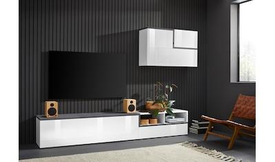 Tecnos Wohnwand »Zet« (Set, 2 - tlg) kaufen