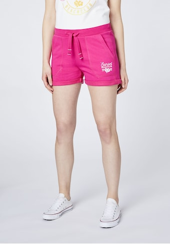Oklahoma Jeans Sweatshorts »mit elastischem Bündchen« kaufen