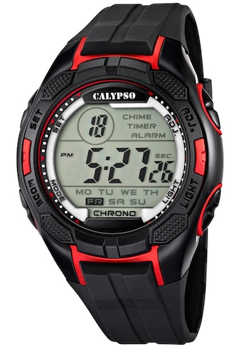 CALYPSO WATCHES Chronograph »Digital For Man, K5627/3« kaufen
