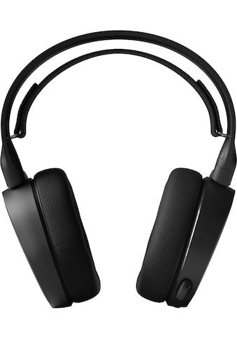 SteelSeries Gaming-Headset »Arctis 3 (2019 Edition) Wired 7.1-Surround«, Rauschunterdrückung-Noise-Cancelling kaufen