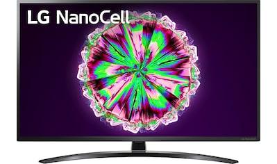 "LG LED-Fernseher »65NANO796NE«, 164 cm/65 "", 4K Ultra HD, Smart-TV, NanoCell-Google Assistant, Alexa und AirPlay 2-inkl. Magic Remote-Fernbedienung kaufen"