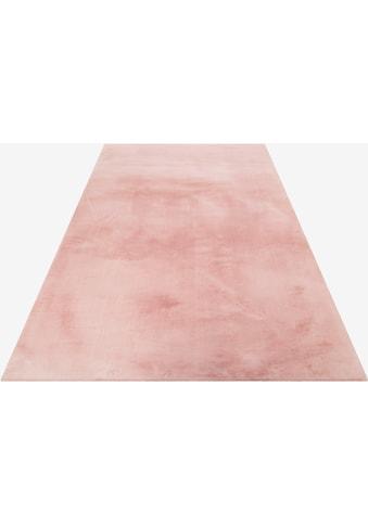 Esprit Hochflor-Teppich »Alice«, rechteckig, 25 mm Höhe, Kunstfell,... kaufen