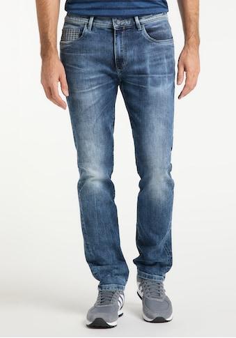 Pioneer Authentic Jeans Regular - fit - Jeans »RANDO RED EDITION, Megaflex« kaufen