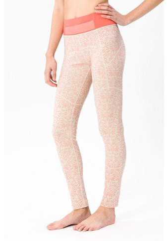 SUPER.NATURAL Funktionstights »W Motion Tights Printed« kaufen