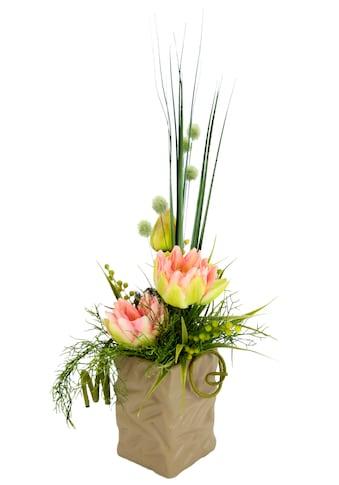 I.GE.A. Kunstpflanze »Seerosen« kaufen