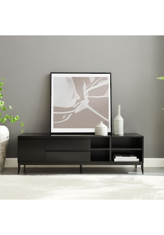 Places of Style TV-Board »Saltaire«, In modernem Design, Ganzmetall-Scharniere kaufen