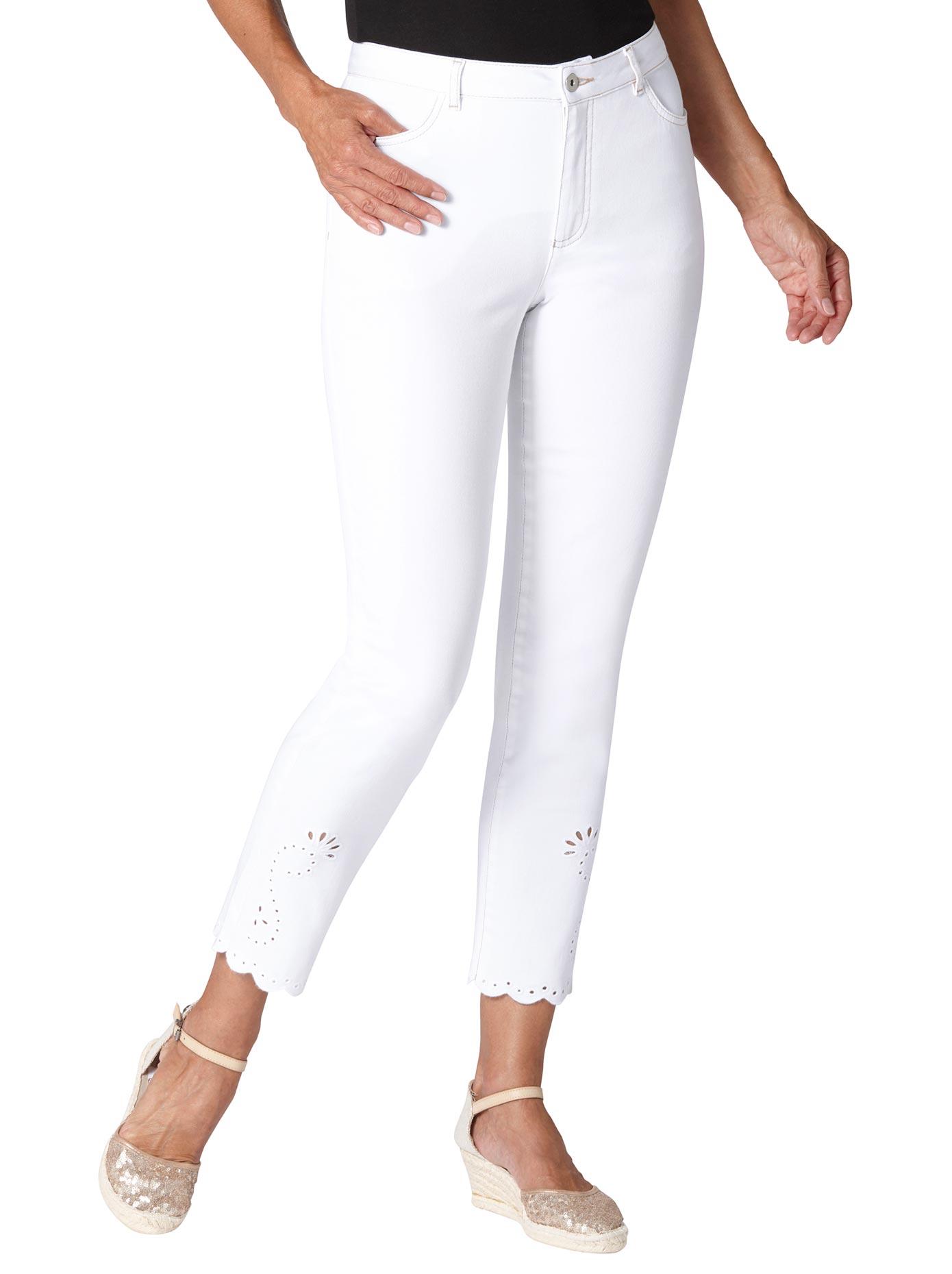 Image of Ambria 7/8-Jeans in modisch verkürzter Form