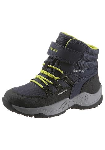 Geox Kids Winterboots »J Sentiero Boy«, mit TEX-Ausstattung kaufen