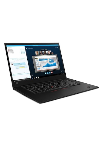 Notebook, Lenovo, »ThinkPad X1 Extreme Gen. 2« kaufen