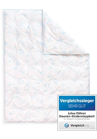 Daunenbettdecke, »Daunen - Ganzjahressteppbett«, Zöllner, warm, Füllung: 90% Entendaune, 10% Entenfedern kaufen