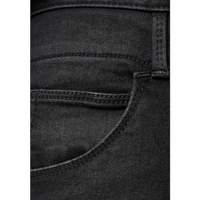 Herrlicher Ankle-Jeans »BABY CROPPED«