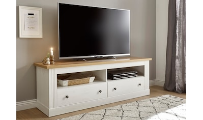 Home affaire Lowboard »Westminster«, Fernsehtisch in romantischem Landhausstil kaufen