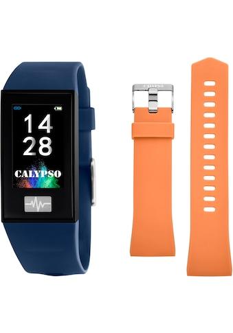 CALYPSO WATCHES Smartwatch »Smartime, K8500/5« (, Mit Wechselarmband kaufen