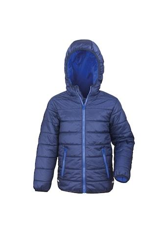 Result Steppjacke »Core Kinder Junior Stepp - Jacke« kaufen