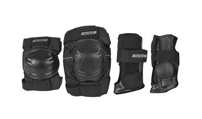 Powerslide Schutz - Set »Standard« (Set, 3 - tlg., mit Knie - , Ellenbogen -  und Hangelenkschutz) kaufen