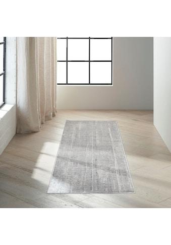 Calvin Klein Läufer »Vapor CK970«, rechteckig, 7 mm Höhe kaufen