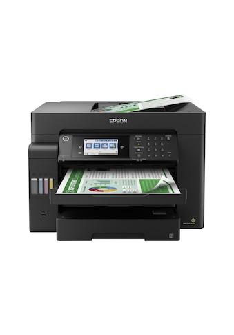 Multifunktionsdrucker »EcoTank ET-16600« kaufen