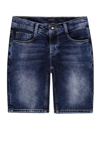 Marc O'Polo Junior Jeansbermudas, Used-Optik kaufen