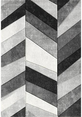Teppich, »BELIS PARKETT«, merinos, rechteckig, Höhe 13 mm, maschinell gewebt kaufen