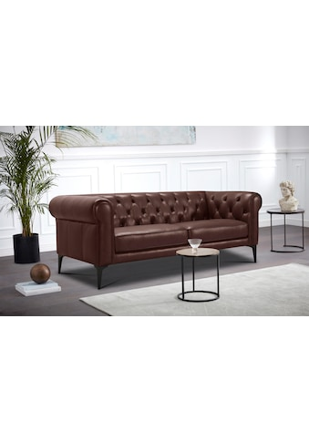 Premium collection by Home affaire Chesterfield-Sofa »Tobol«, im modernen Chesterfield... kaufen