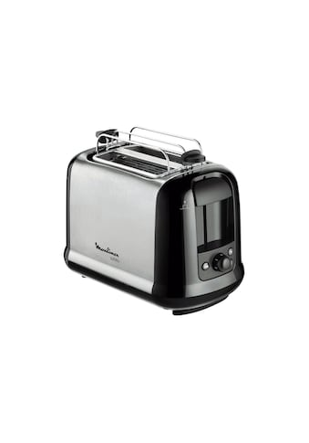 Toaster Silberfarben Schwarz, Moulinex, »Subito« kaufen