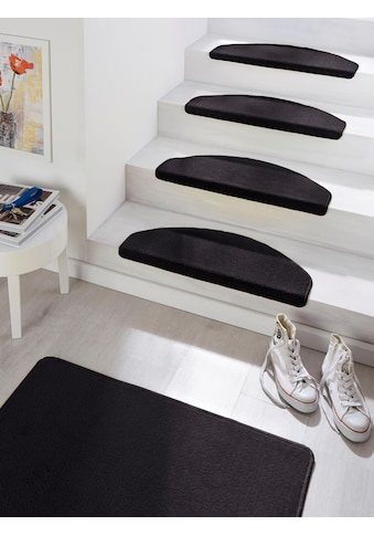 HANSE Home Stufenmatte »Fancy«, halbrund, 7 mm Höhe, grosse Farbauswahl, 15 Stück in... kaufen