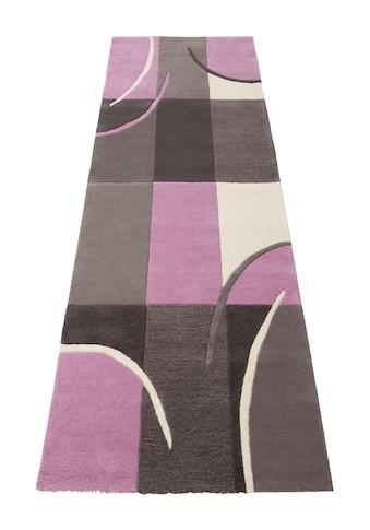 Läufer, »Magnus«, Theko Exklusiv, rechteckig, Höhe 13 mm, handgetuftet kaufen