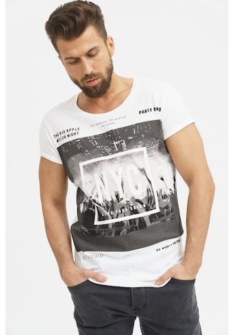 trueprodigy T-Shirt »Club Night«, mit modischem Frontprint kaufen
