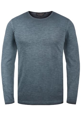 Solid Langarmshirt »Conner« kaufen