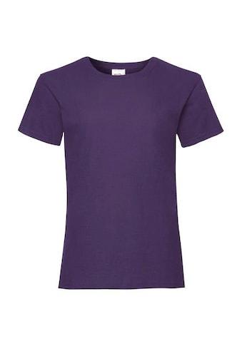 Fruit of the Loom T - Shirt »Mädchen , kurzarm (2 Stück/Packung)« kaufen