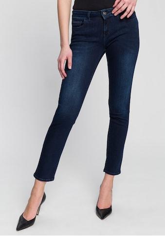 Replay Slim-fit-Jeans »Faaby«, im Five-Pocket-Style in leicht verkürzter Form kaufen