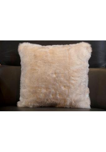 Dekokissen, »Polarfuchs«, Star Home Textil kaufen