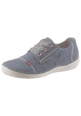 Rieker Sneaker, mit aktuellen Ziernähten kaufen