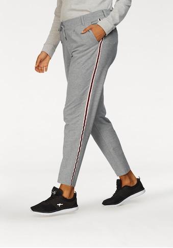 KangaROOS Jogger Pants, mit seitlichem, aufgesetztem Galon-Streifen kaufen